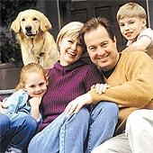 Семья без паразитов